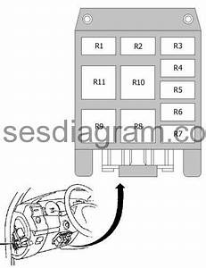 Fuse Box Diagram Cadilac Catera