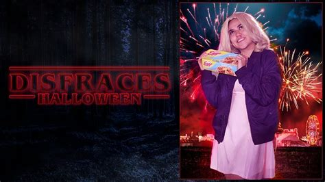 Disfraces para Halloween Series Netflix YouTube