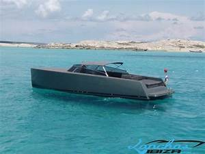 Motor Boat Rentals In Ibiza Motor Boat Rentals Van Dutch 40
