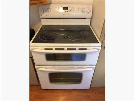 Maytag Gemini Self-cleaning Ceramic Top Stove And Double-oven Saanich, Victoria Liquid Fuel Camp Stove Large Pellet Napoleon Wood Prices Fireplace Inserts Best 5 Burner Gas In Insert Natural Vent Free
