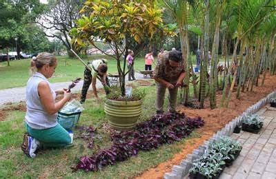 Inscrições para Curso de Jardinagem no Viveiro Municipal ...