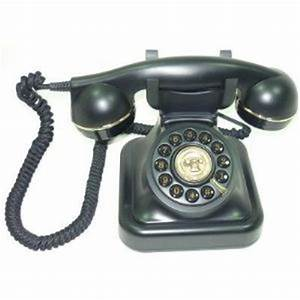 Telephone Filaire Retro : telephone fixe vintage comparer 30 offres ~ Teatrodelosmanantiales.com Idées de Décoration