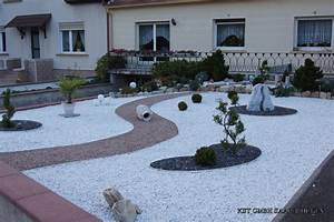 Gravier Pour Jardin : awesome gravier blanc pour jardin pictures design trends ~ Premium-room.com Idées de Décoration