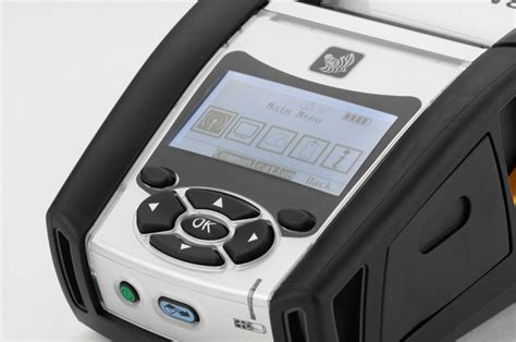 zebra qln portable printer  price