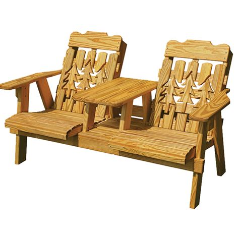 Cottage Settee by Cottage Settee Cooper S Collection Outdoor Wood Furniture