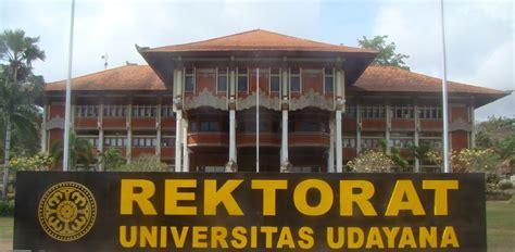 unud universitas udayana