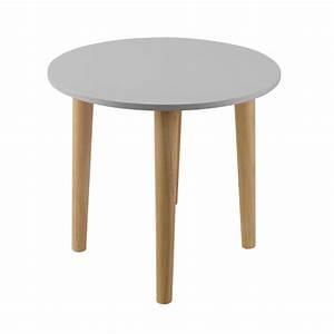 Tisch Rund Weiß : 3 farben beistelltisch rund tisch nachttisch esstisch wei rosa grau holz ebay ~ Markanthonyermac.com Haus und Dekorationen