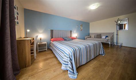 canape lit la chambre bleue