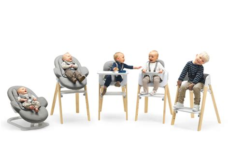 stokke introduces the new stokke steps project nursery