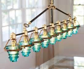 kitchen light fixtures ideas upcycling ideas with glass insulators home and garden