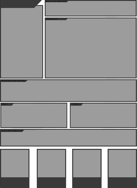 creepypasta oc template rwby oc template by bushtuckapenguin on deviantart