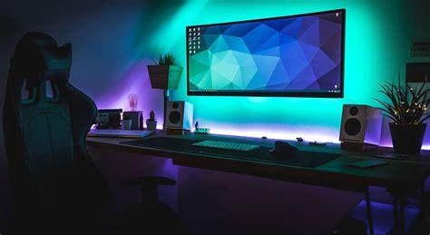 Gamer Zimmer Einrichten by Das Perfekte Gaming Zimmer Einrichten Ideen Und Zubeh 246 R
