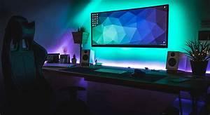 Gaming Zimmer Ideen : das perfekte gaming zimmer einrichten ideen und zubeh r ~ Markanthonyermac.com Haus und Dekorationen