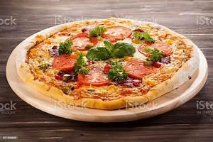 Pizza Stock Photo - Download Image Now - iStock