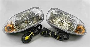 This Is A New Oem Meyer Snow Plow 12 Volt Light Carton