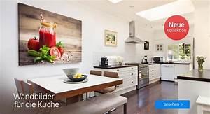 Wandbilder Für Küche Und Esszimmer : wandbilder und fototapeten f r ihr wohnzimmer k che und schlafzimmer ~ Orissabook.com Haus und Dekorationen