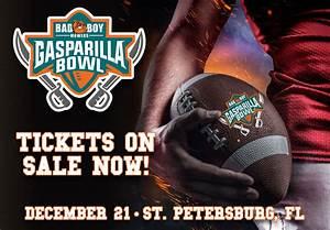 2017 Bad Boy Mowers Gasparilla Bowl Tickets On Sale Now