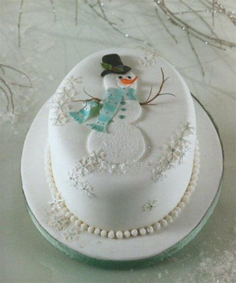 mouthwatering christmas cake decoration ideas
