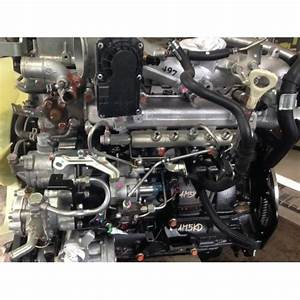 Motor Mitsubishi L200 Triton 3 2 Turbointercooler 2013