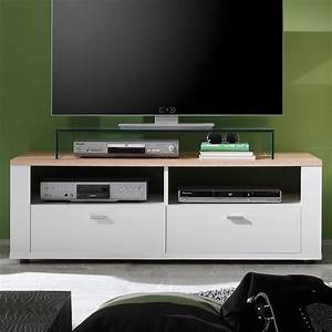 Tv Mbel Eiche Sgerau Sideboard In Eichesgerau Hell Woody