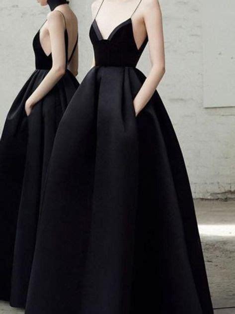 abendkleid bodenlang schwarz duchesse linie
