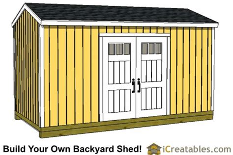 8x16 shed plans tall shed plans storage shed plans