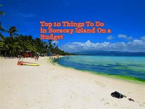 Top 10 Things T... Boracay Sunset Quotes