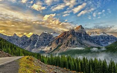 Scenery Background Mountains Nature 4k Desktop Wallpapers