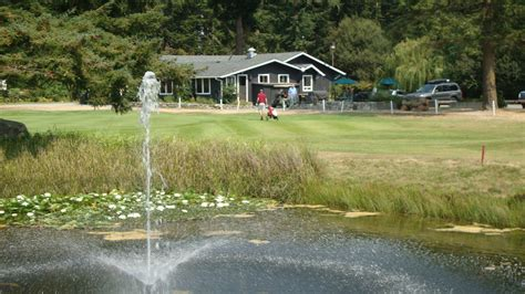Lopez Island Golf Club Meetings San Juan Islands