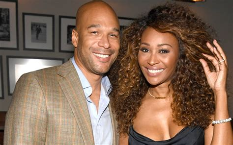 cynthia bailey debuts handsome  bae  jones