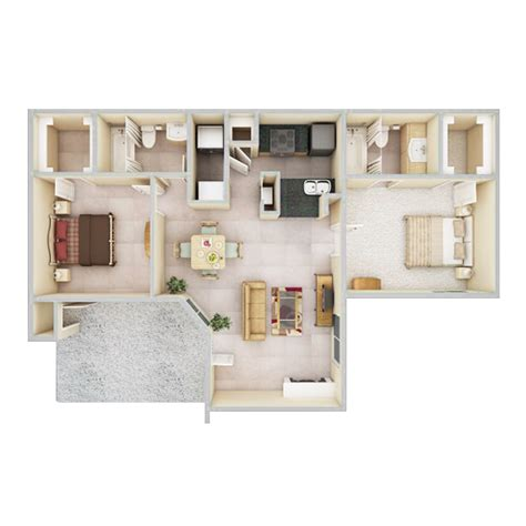 House Plans For Senior Living