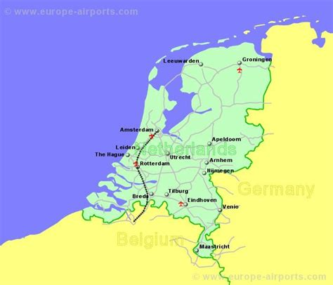 airports   netherlands  holland guides flights
