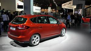 C Max Maße : 2015 ford c max facelift shows its new face at the paris ~ Watch28wear.com Haus und Dekorationen