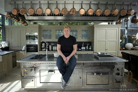 Gordon In His Kitchen At Home  Remodelingartdesign