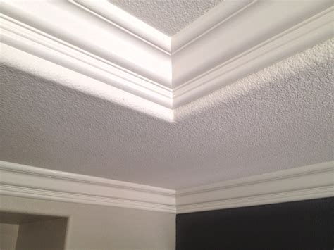Tray Ceiling Crown Molding by Crown Molding Installation Licensed Professional