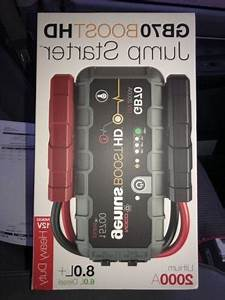 Noco Genius Boost Hd Gb70 2000