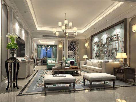 livingroom restaurant family living room restaurant design 24139 3d model max