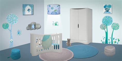 theme chambre decoration chambre bebe theme nuage