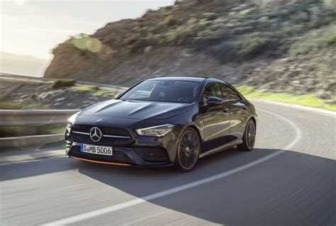 Amg cla 45 4matic coupe. 2020 Mercedes-Benz CLA 4-door coupe is targeted at younger drivers - Auto News