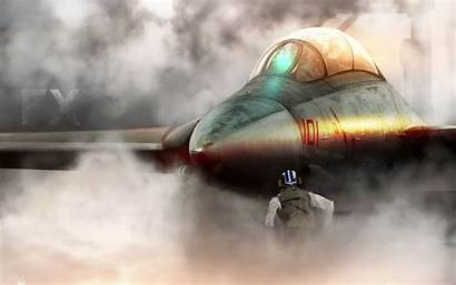 Tomcat F14 Fighter Looking Plane Ever Getwallpapers