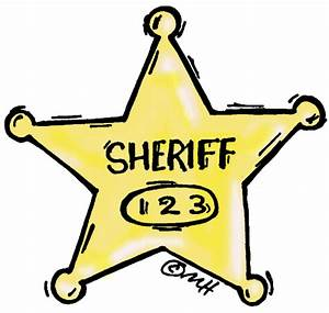Sheriff 20clipart | Clipart Panda - Free Clipart Images