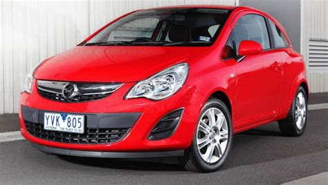 Opel Corsa Review by 2013 Opel Corsa Review Carsguide