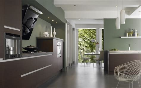 couleur cuisine salon air ouverte qeuls meubles couleur wengé et à quoi les associer 40 idées