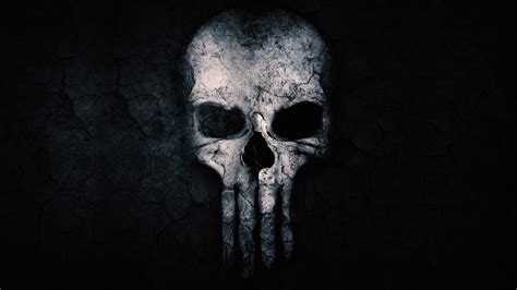 Anime Skull Wallpaper - free punisher skull chromebook wallpaper ready for