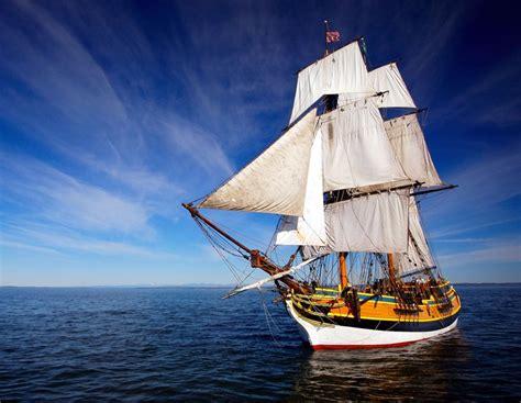 cruising californias coast   tall ship lady