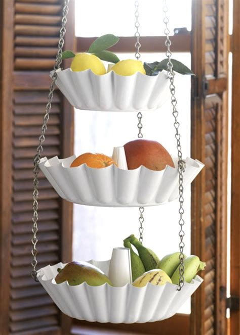 hanging kitchen storage how to add more storage to your kitchen the diy way 1565