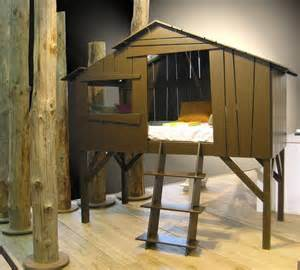 kinderbetten design lit cabane design