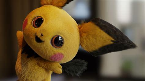 detective pikachu  fanart hd movies  wallpapers