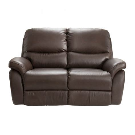 Best Leather Recliner Sofa by Lazboy California 2 Seater Leather Power Recliner Sofa At