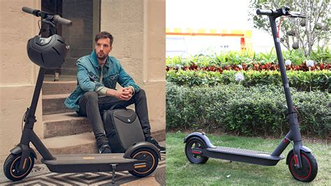 ninebot max  xiaomi scooter pro comparison